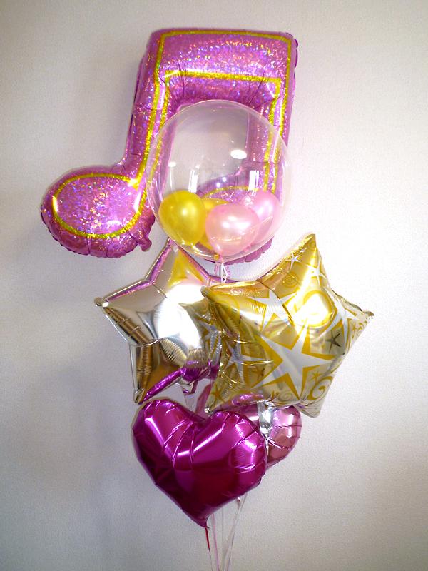誕生日プレゼント♪お祝いのバルーンギフト